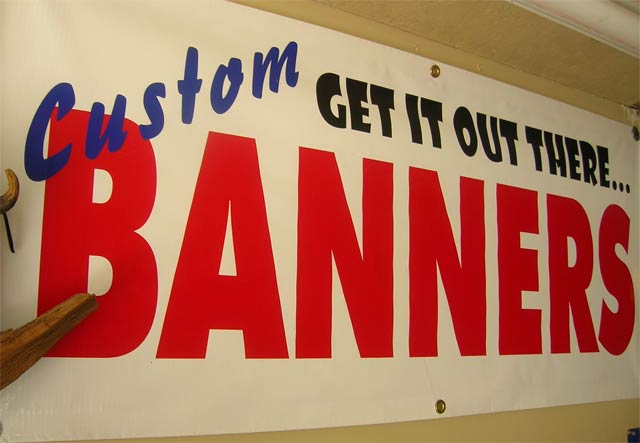 custom banners by sun signs