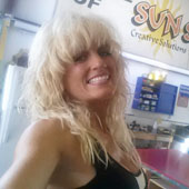 Marylou Lazok of sun signs sedona az