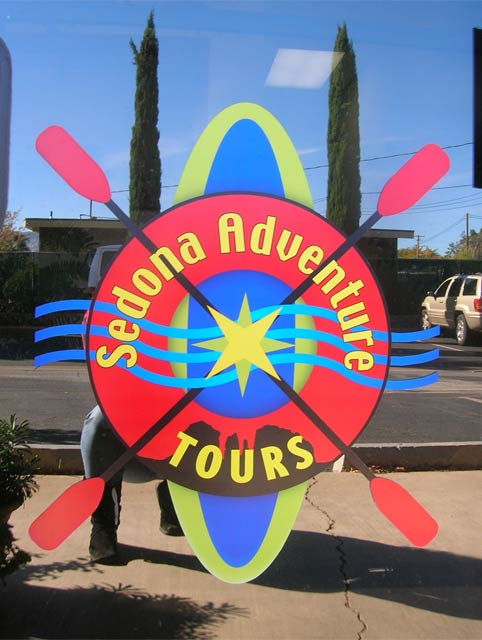 sedona adventure tours window logo