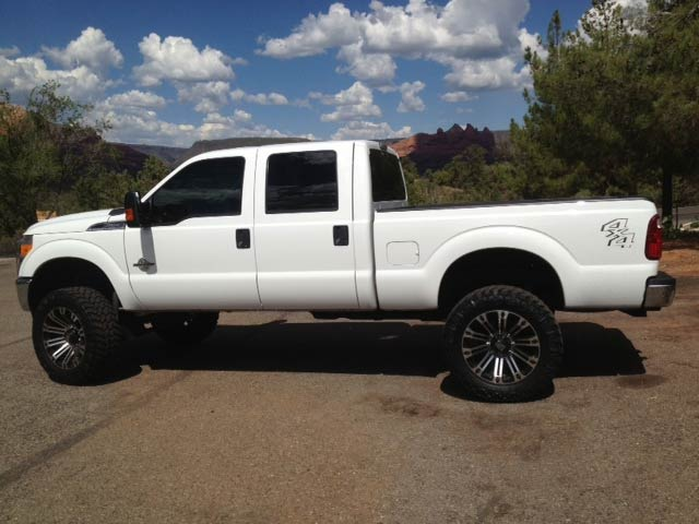 truck window tinting Sun Signs Sedona AZ